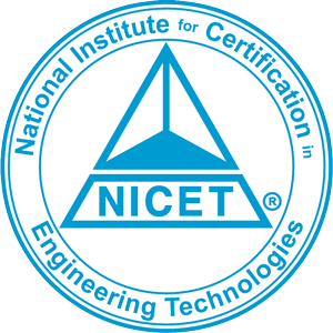 nicet engineering certification logo