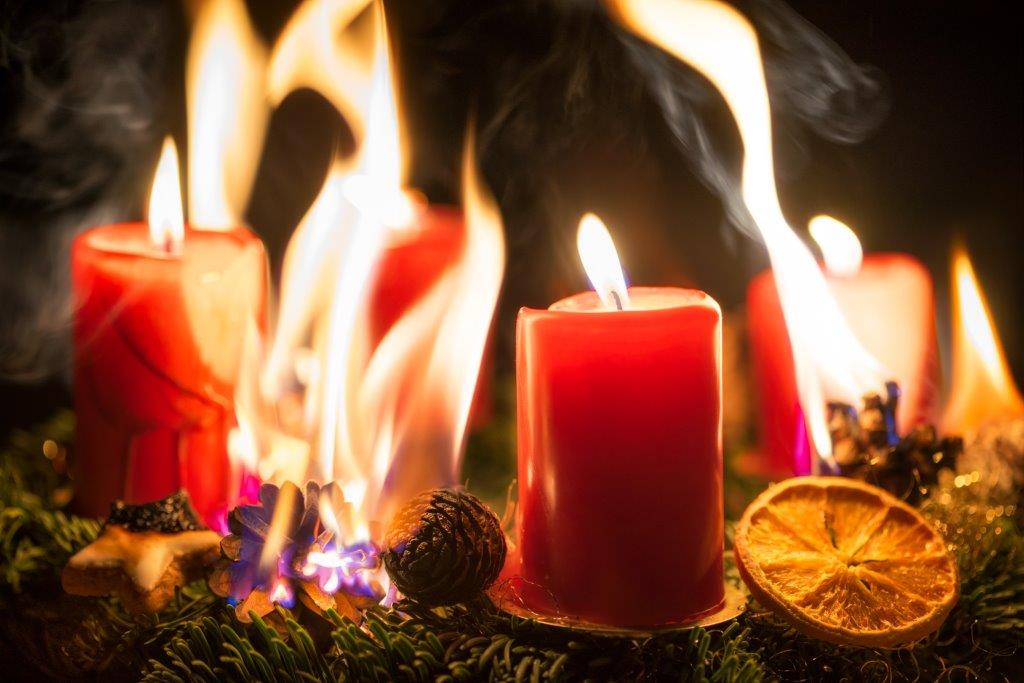 Are Your Company's Holiday Decorations Creating a Fire Hazard